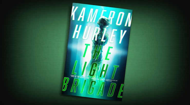 War is Hell: The Light Brigade by Kameron Hurley