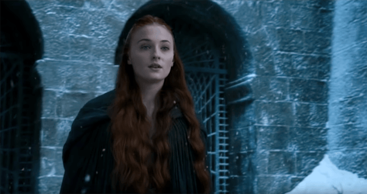 Blog Post Featured Image - The Gothic and Game of Thrones, Part I: The Burial of Sansa Stark