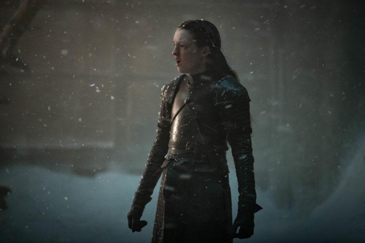 Lyanna Mormont The Long Night