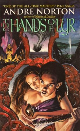 Blog Post Featured Image - Touching Magic with Andre Norton's The Hands of Lyr