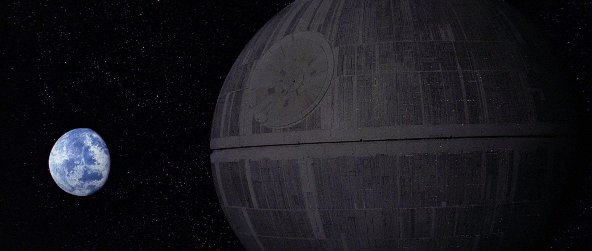 That Death Star Wreckage In Star Wars Episode Ix Is Probably The