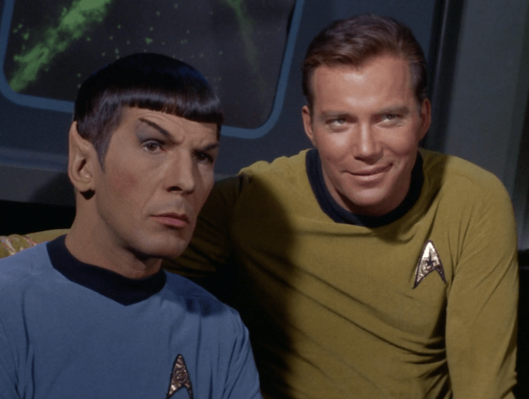 Star Trek Original Series, Spock and Kirk, The Galileo Seven