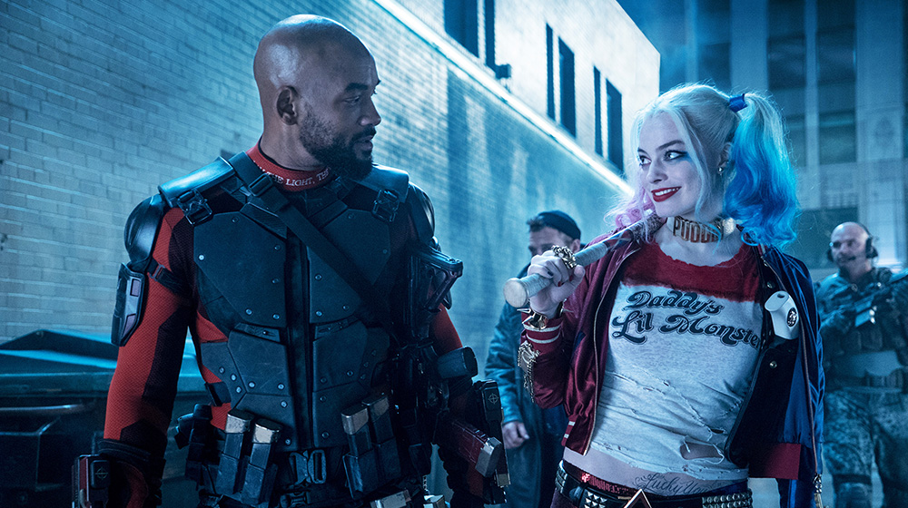 """We're bad guys, it's what we do!"""" — Suicide Squad 