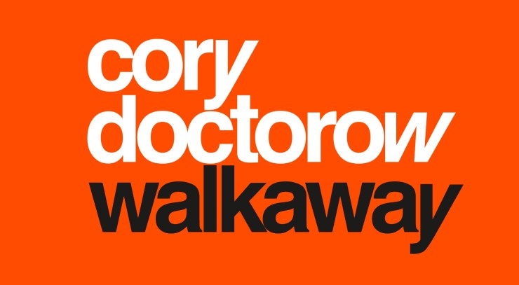 Walkaway Cory Doctorow free ebook