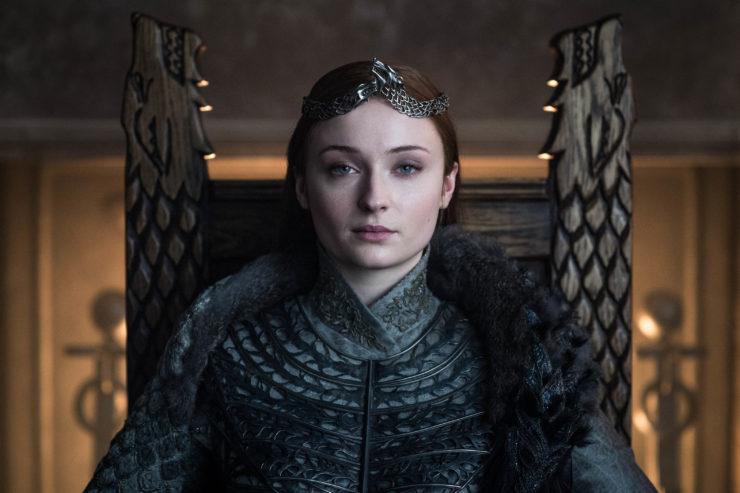 Sansa Stark Queen of the North