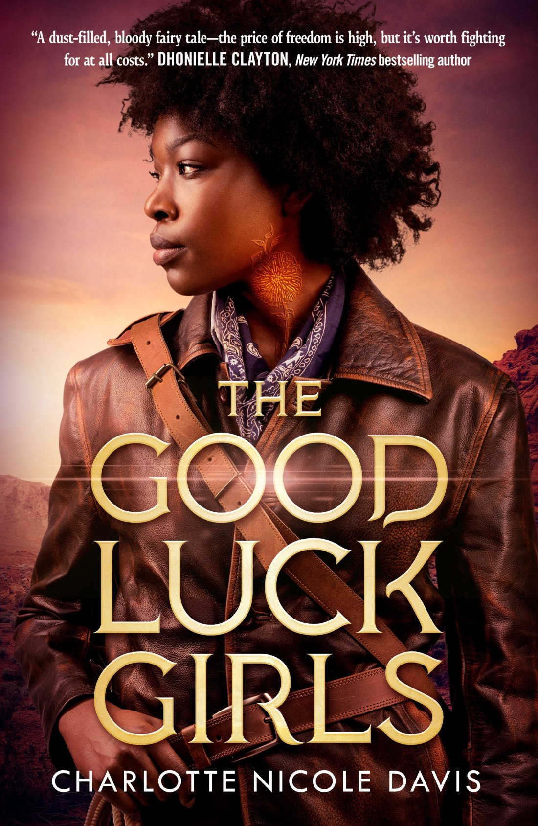 Revealing The Good Luck Girls by Debut Author Charlotte Nicole Davis