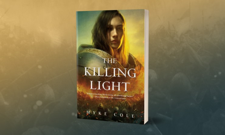 Blog Post Featured Image - Worth Fighting For: The Killing Light by Myke Cole
