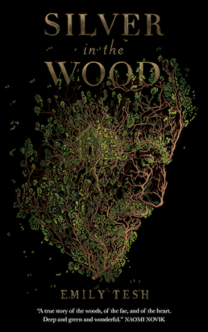 Silver in the Wood, Emily Tesh, small cover