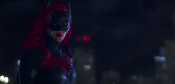 Batwoman trailer Kate Kane Ruby Rose