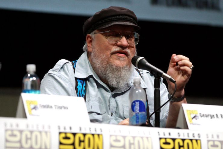 "Blog Post Featured Image - Will George R. R. Martin's Books End Like Game of Thrones? ""Yes. And No. And Yes."""
