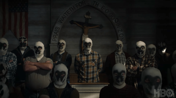 HBO Watchmen teaser