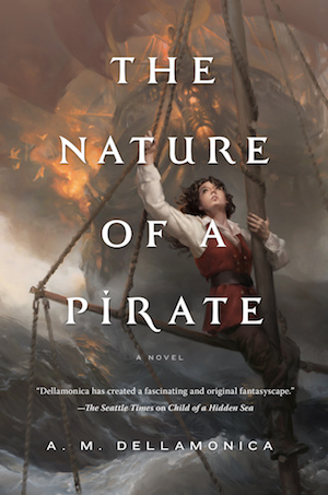 The Nature of a Pirate A.M. Dellamonica Stormwrack