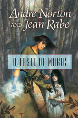 Blog Post Featured Image - Swan Song: Andre Norton's A Taste of Magic