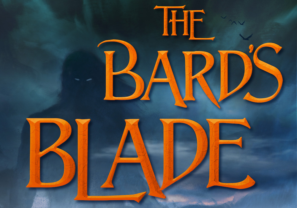 The Bards Blade By Brian D Anderson
