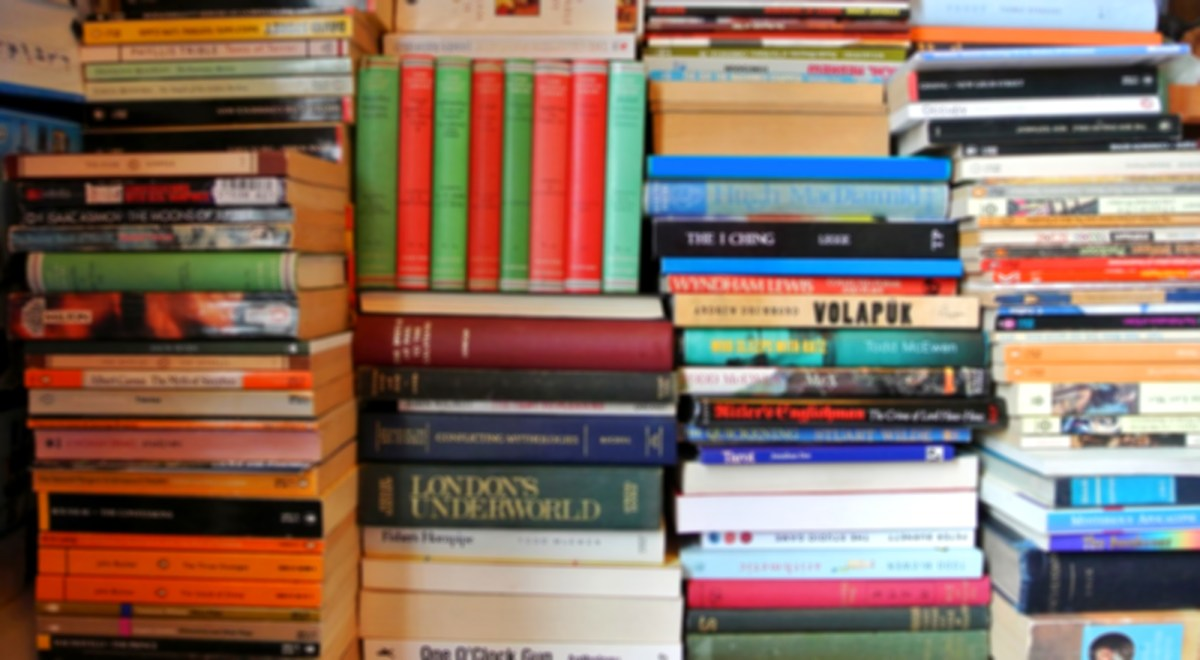 You Don't Need To Feel Guilty About Books You Haven't Read Yet