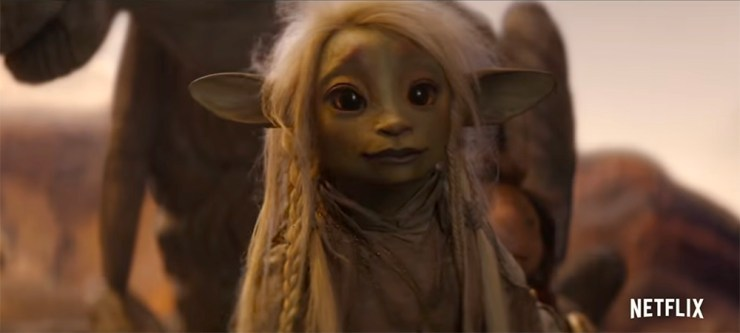A Round-Up of Every Dark Crystal-Related Thing Arriving This Year