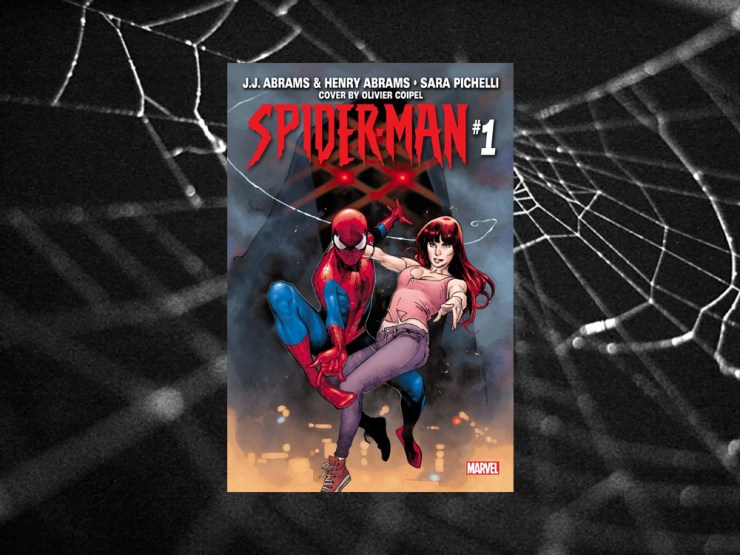 Blog Post Featured Image - Marvel's Spider-Man Countdown Reveals a New Spider-Man Comic by J.J. Abrams and His Son
