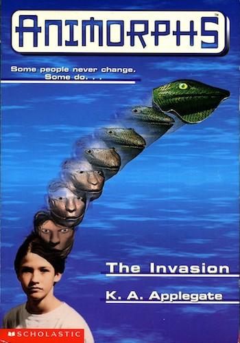 Animorphs, The Invasion