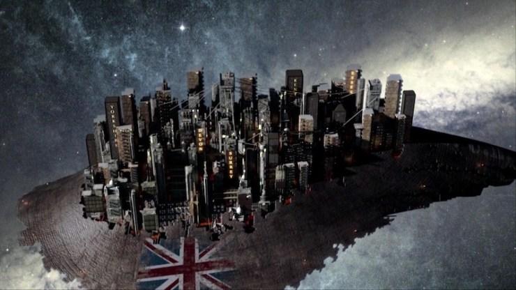 Doctor Who, season 5, Starship UK, The Beast Below