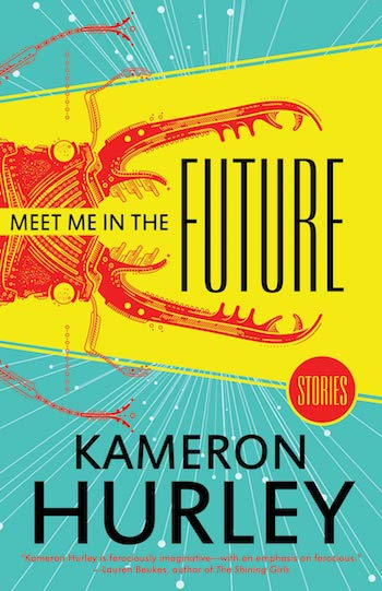 Meet Me in the Future, cover