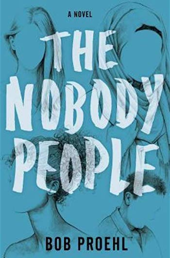 The Nobody People, cover