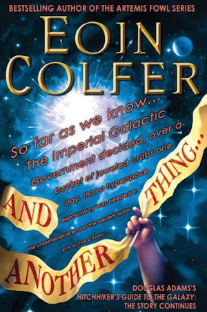 And Another Thing...by Eion Colfer