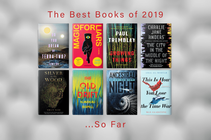Tor.com Reviewers' Choice: The Best Books of 2019—So Far
