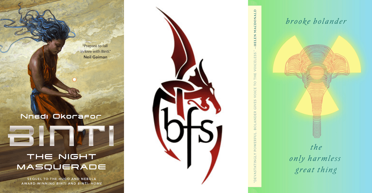 The 2019 British Fantasy Awards Shortlist Has Been Announced | Tor com