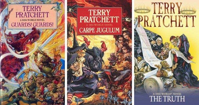 The Tao of Sir Terry: Pratchett and Political Philosophy