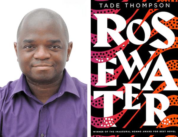 Tade Thompson is the Winner of the 2019 Arthur C. Clarke Award