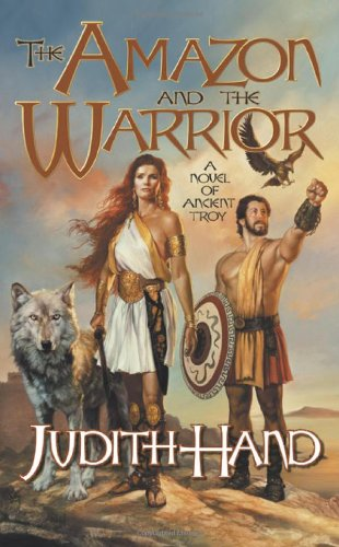 The Amazon and the Warrior, art by Julie Bell, Judith Hand