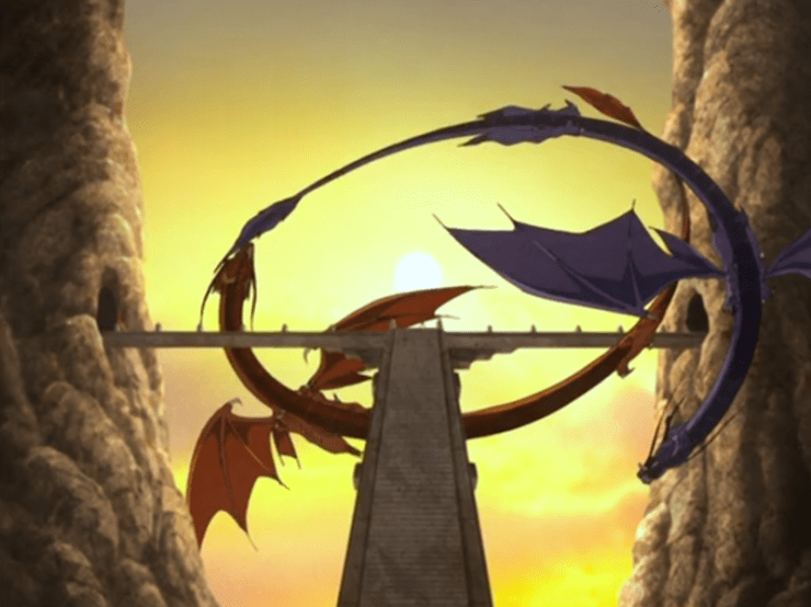 Avatar: The Last Airbender, The Firebending Masters