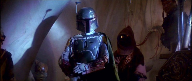 Star Wars: Return of the Jedi, Boba Fett