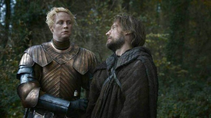 Games of Thrones, Brienne of Tarth, Gwendoline Christie