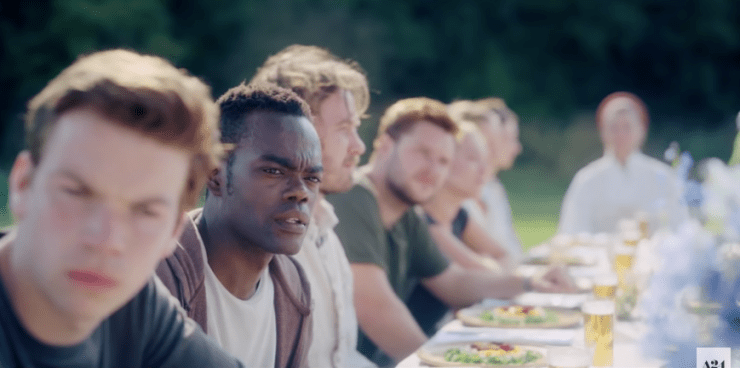 Midsommar review Ari Aster Hereditary William Jackson Harper