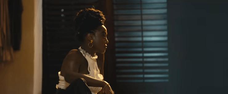 Lashana Lynch as 007, Bond 25