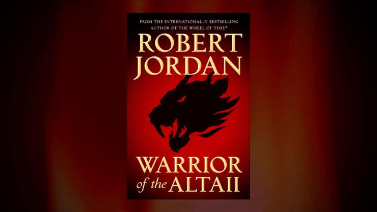 Blog Post Featured Image - Harriet McDougal Talks Robert Jordan's New Book: Warrior of the Altaii