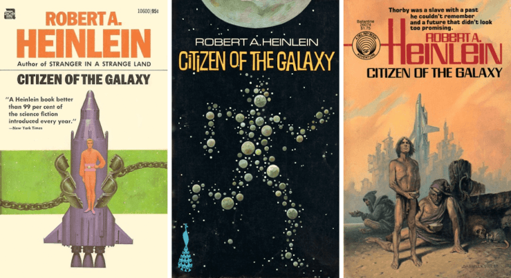 Duty and Dystopia: Citizen of the Galaxy by Robert A. Heinlein