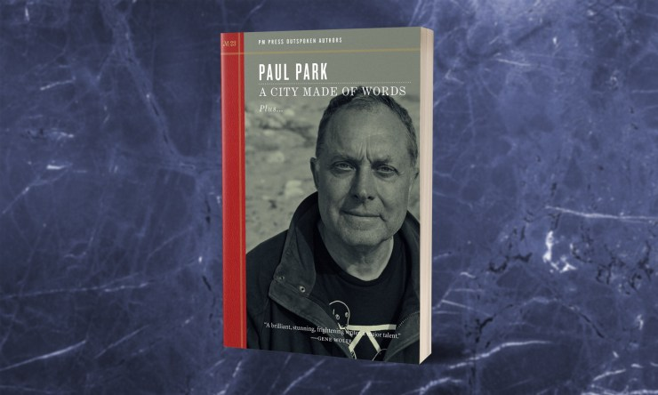 Blog Post Featured Image - Playful Metafiction: Paul Park's A City Made of Words