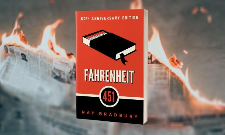 Blog Post Featured Image - The Stubborn, Unshakeable Optimism of Ray Bradbury's Fahrenheit 451
