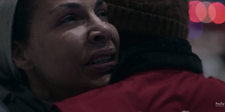 "The Handmaid's Tale season 3 finale season 4 predictions Rita ""June did this"""
