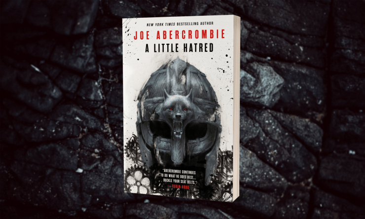 Joe Abercrombie's A Little Hatred: A Book at War With Its Past