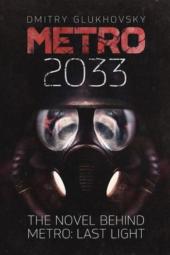 Metro 2033, cover