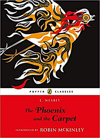 The Phoenix and the Carpet, cover