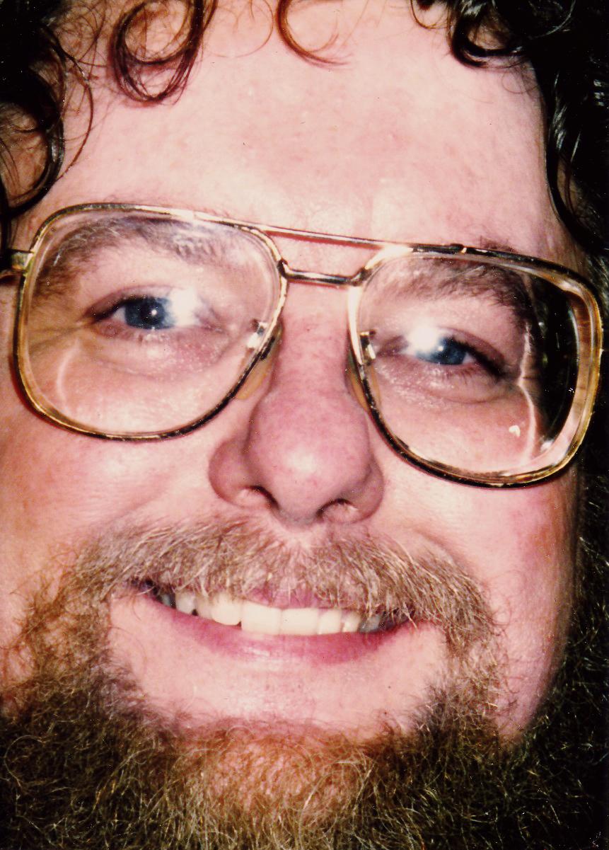 Robert Jordan smile