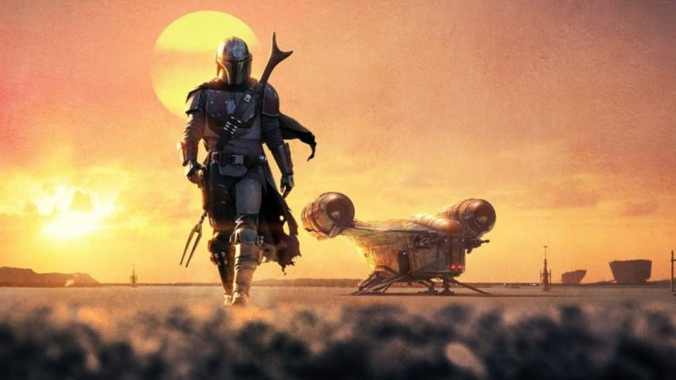 Blog Post Featured Image - Watch the first trailer for Disney's live-action Star Wars show, The Mandalorian