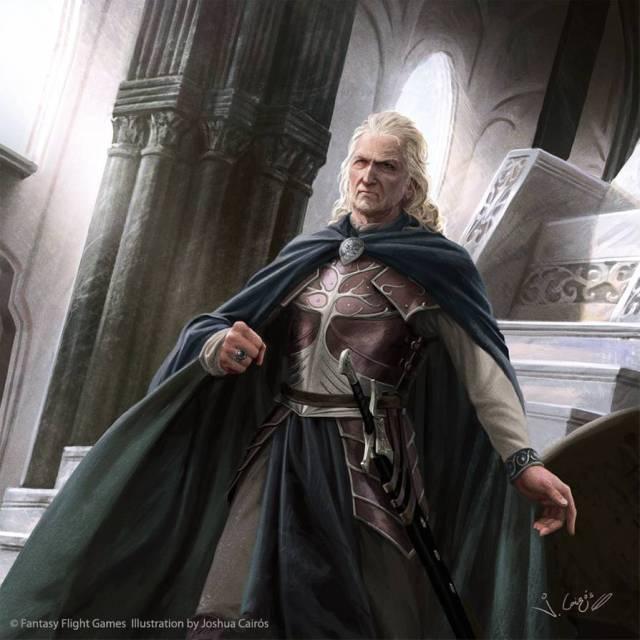 Exploring the People of Middle-earth: Denethor II, Steward of Gondor