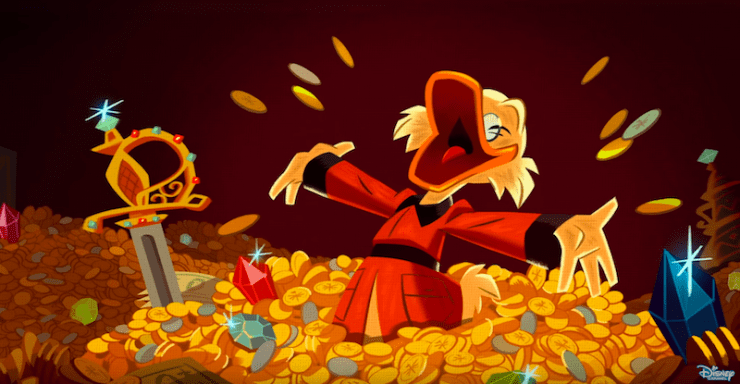 DuckTales, Scrooge McDuck
