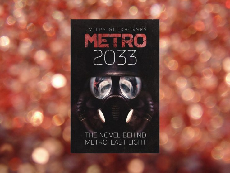 Blog Post Featured Image - Dmitry Glukhovsky's Metro 2033 Is Getting a Movie Adaptation