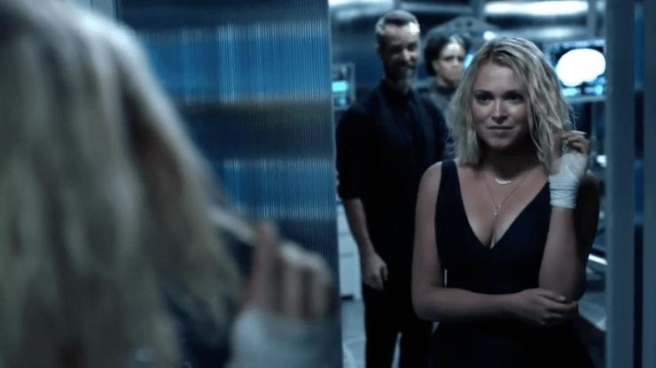 The 100 season 6 finale Clarke death Abby Primes mind drive worldbuilding